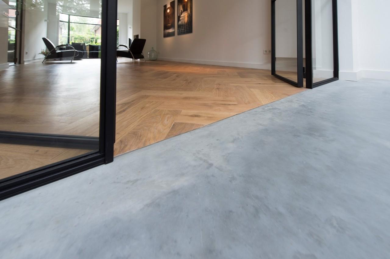 De voordelen van een woonbeton vloer  u2013 Anna Villa