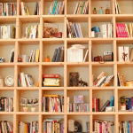 Boekenkast, Van traditioneel tot modern