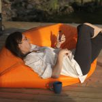 Begin het voorjaar met een comfortabele zitzak.